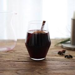 [ 도요사사키 ] 피노 텀블러 400ml 글라스 유리컵