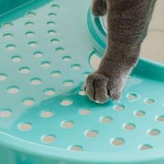 아이리스 사막화방지 모래방지 고양이화장실 TECL-340_(1871509)