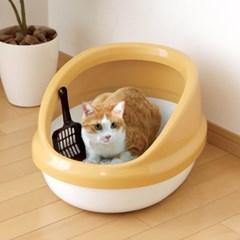 아이리스 고양이 화장실 하프커버 PNE-500-H_(1871508)