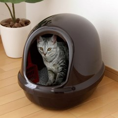 아이리스 고양이 화장실 풀 커버 PNE-500-F_(1871507)