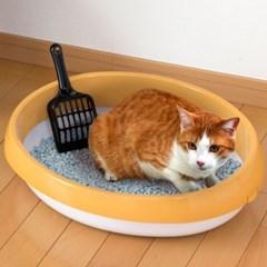 아이리스 오픈형 고양이 화장실 대형 PNE-480_(1871506)