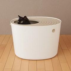 아이리스 프리미엄 대형 고양이 화장실 PUNT-530_(1871505)