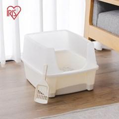 아이리스 오픈형 고양이 화장실 CLH-12 화이트_(1871514)
