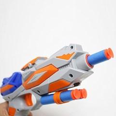 서바이벌 다트총 장난감총 사격 너프건 흡착총알 세트