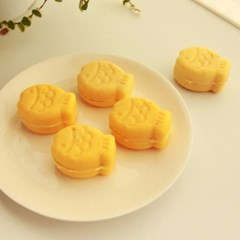 슈크림 붕어빵 비누 만들기 diy kit, 비누키트