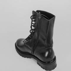 Half Laceup Boots