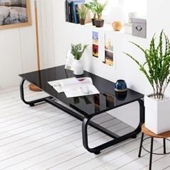 좌식책상 홈오피스책상 유리책상 컴퓨터좌식책상_(3245000)