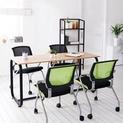 홈피스 회의테이블 사무실테이블세트 테이블의자세트_(3244993)