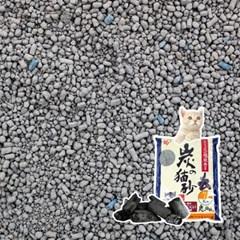 아이리스 숯 고양이 모래 7L SNS-70_(1872115)
