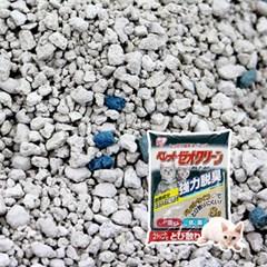 아이리스 응고형 벤토나이트 고양이 모래 8L PLZ-80_(1872114)