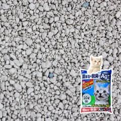 아이리스 클린앤후레쉬 고양이 모래 8L KFAG-80_(1872113)
