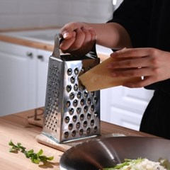 까사니 다용도 치즈가는기계 그라인더 레몬제스터 스텐강판 채칼