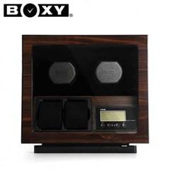 [BOXY 워치와인더] BLDC-A02 WOOD 남자시계 와치와인더