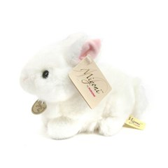 MIYONI 미요니 아기토끼 인형-화이트(18cm)