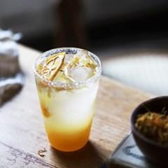 다솔 금귤 레몬 진저 시럽