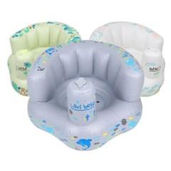 라비베베 EQ발달 스토리텔링 베이비 소프트 체어 아기 목욕의자