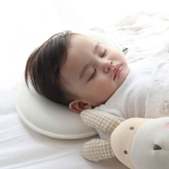 라비베베 아기 짱구베개 무소음 에어필로우(M size)