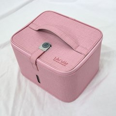 라비베베 다용도 휴대용 LED UVC 살균 젖병소독기 장난감정리함