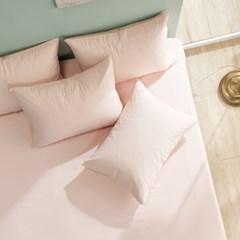 파스텔 항균 침대 매트리스 커버 K