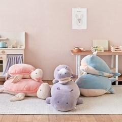 모찌 해양동물 쿠션 시리즈