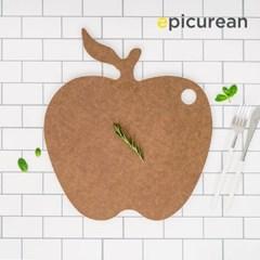 에피큐리언 디자인 도마 애플 넛맥