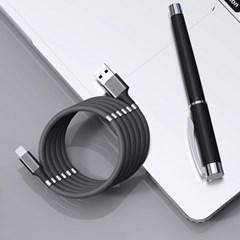 꼬임방지 자석 충전 케이블 USB PD A to C 타입 UMCA-MAC12W