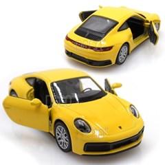 웰리 포르쉐 911 카레라 4S 미니카