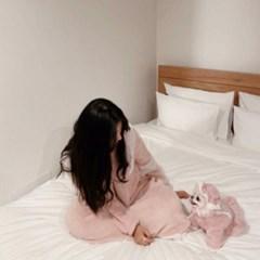 보들보들 잠옷 강아지옷 커플룩