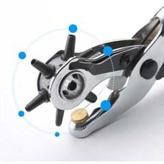 스트랩펀칭기 가방끈조절 벨트길이 시계줄길이 조절