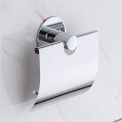 신개념 무타공 접착식 욕실 에드 휴지걸이 GJ-R1110