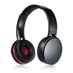 블루투스 무선 헤드폰 마이크내장 통화가능 90도회전 유선사용가능