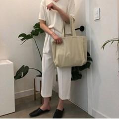 basic bag_ivory