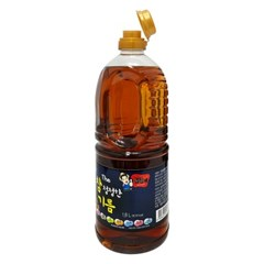 CJG001-7 더 참 청정한기름1.8L (참깨향미유 54.5%)