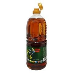 CJG001-6 더 참 진한기름1.8L (참깨향미유 42.9%)