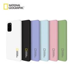 내셔널지오그래픽 아이폰12/갤럭시노트20 외 실리콘 소프트 케이스