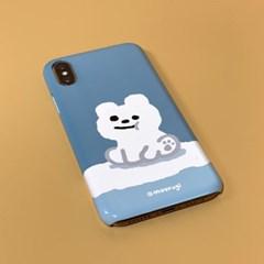북극곰 하드케이스