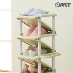 OMT 11단 신발 우산 틈새 수납 정리대 신발장 슈즈렉 단수조절
