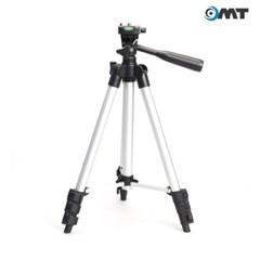 OMT 4단 높이조절 접이식 휴대용 휴대폰 카메라 삼각대