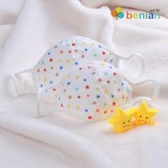 베니앙X베벨라 대형 3D 겨울방한 면 마스크 1+1/10종/KC인증/포장