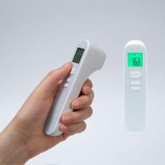 체크온 적외선 비접촉 온도계 CE인증 KC인증 대한민국 제조