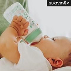 스와비넥스 모유촉감 일자형 리필젖꼭지 2p 단계선택