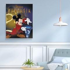 디즈니 DIY 판타지아 미키마우스 보석십자수 아이러브페인팅