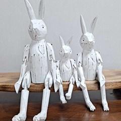 공간 interior 관절 rabbit 3p세트 2color CH1686864