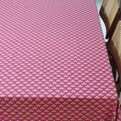 차찬탱 가리개 커텐 m 유니크 빈티지 패턴 식탁보 홍콩 커튼