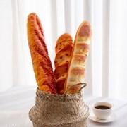 바게트빵 모형 1P