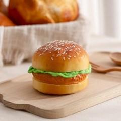 햄버거 모형