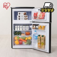 아이리스 소형 미니 블랙 냉장고 IRD-S81A_(1873509)