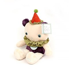 쁘띠 미뇽베어(퍼플)(중-42cm) / 선물용 곰인형