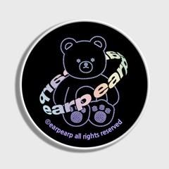 Twinkle gem bear-black(스마트톡)_(1723903)