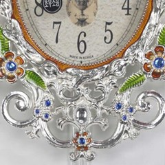 Wall interior Versailles 은도금 31x56cm CH1688174